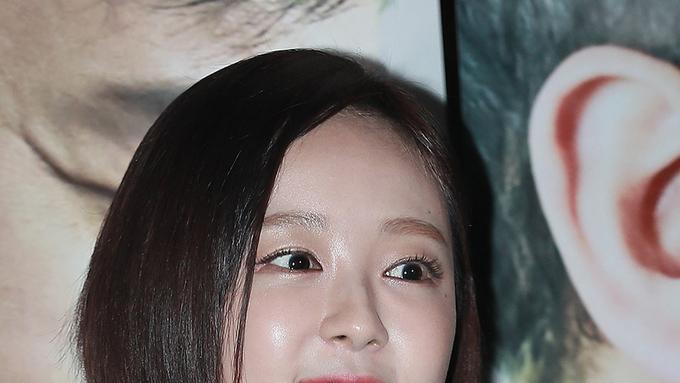 [CA포토]박해빛나, 화사한 하트포즈