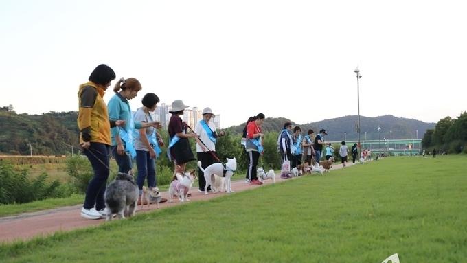 다가오는 6월 26일 광주에서 둥글개봉사단 전국바른산책 문화만들기 캠패인 진행예정!
